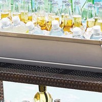 Glacier Double Wall Beverage Servers | Frontgate