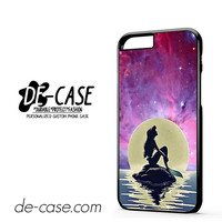 Ariel The Little Mermaid Moon DEAL-931 Apple Phonecase Cover For Iphone 6 / 6S