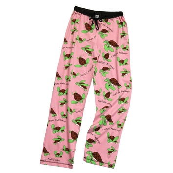 Turtle Turtley Awesome Women's Pajama Pants
