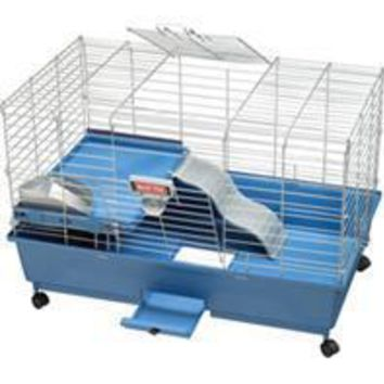 Super Pet-truckload - My First Home Guinea Pig Ez Clean Home W/casters