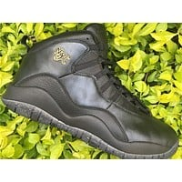 Air Jordan 10 NYC Basketball Shoes 40-47