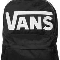 Vans OLD SKOOL II - Rucksack - black/white - Zalando.co.uk