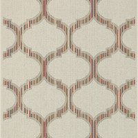 Ibiza Ivory / Multi 3Ft 11In X 5Ft 10In Rug