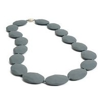 Chewbeads Hudson Necklace in Grey