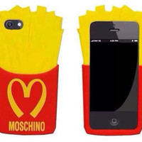 MOSCHINO Iphone 5 & 5s Case | Paper Kranes