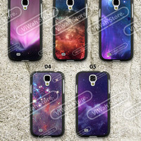 Cosmic Outer Space Samsung Galaxy S3 S4 Case, Galaxy Custom Samsung s3 s4 Hard Case & Rubber Case,cover skin case for samsung s3 s4 case