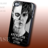American Horror Story skull Tate - For iPhone 4/4s,5,5c,5s and Samsung Galaxy S2,S3,S4 Case.