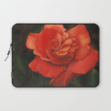 Rose Laptop Sleeve by Savousepate