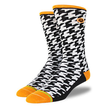 The Mac - Men's Houndstooth Socks