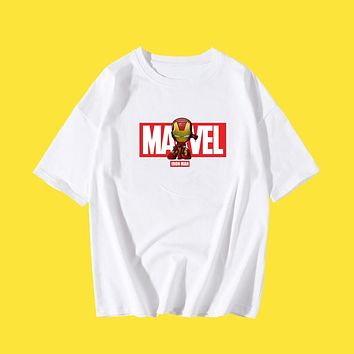 Marvel Captain America Man Tee Shirt