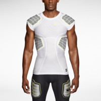 Nike Pro Hyperstrong 3.0 Compression 4-Pad Men's Football Shirt