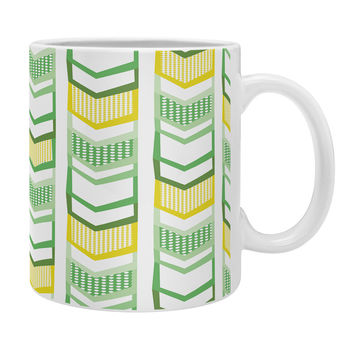 Heather Dutton Right Direction Lemon Lime Coffee Mug