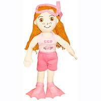 Global Green Pals Laurel Doll