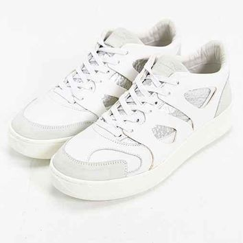 Puma X Alexander McQueen Move Low-Top Sneaker- White