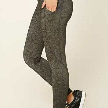 Active Heathered Leggings