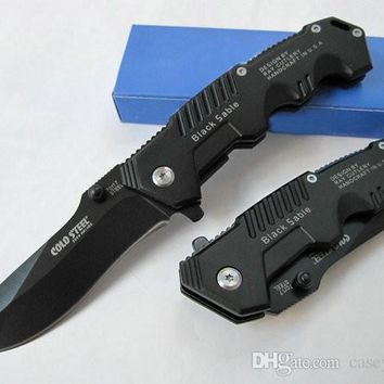 High Quality Cold Steel HY217 Pocket Knife