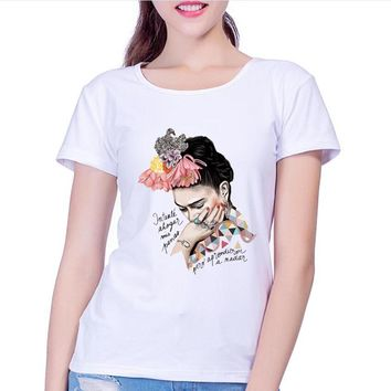 Classic Printed T-Shirt for Women