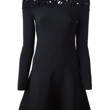 Valentino butterfly cut out dress