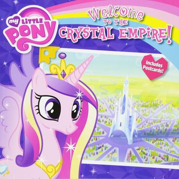 Welcome to the Crystal Empire! My Little Pony