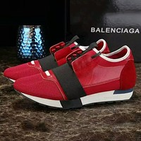 Balenciaga Woman Men Fashion Casual Sneakers Sport Shoes