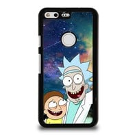 RICK AND MORTY Google Pixel Case Cover