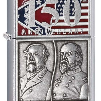 Zippo Limited Edition Gettysburg 150th Anniversary Emblem Lighter