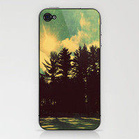 In the Forest iPhone & iPod Skin by Caleb Troy | Society6