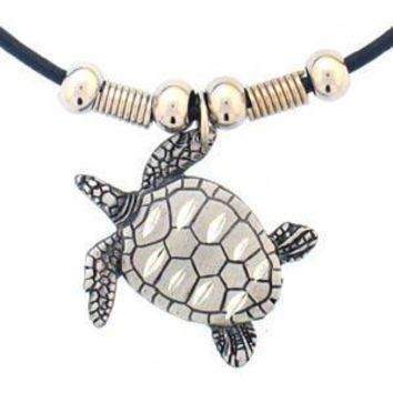 Sports Accessories - Turtle Adjustable Cord Necklace