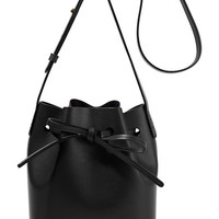 Mansur Gavriel - Mini leather bucket bag