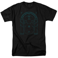 Gates of Moria Lord of the Rings T-shirt