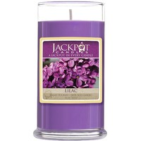Jackpot Candles Lilac Jewelry Candle