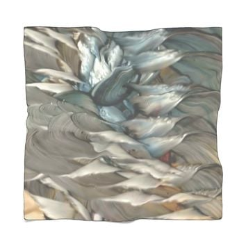 Artful Muse-Art that Elevates the Soul- Poly Scarf