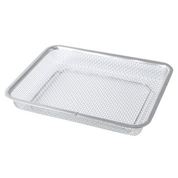 Stainless Mesh Tray L 27x20.5x4.5cm