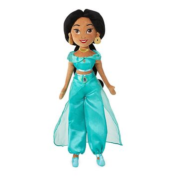 Disney Jasmine from Aladdin Plush Doll Medium New with Tags
