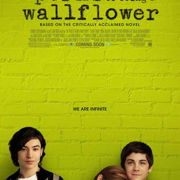 The Perks of Being a Wallflower 11x17 Movie Poster (2012)
