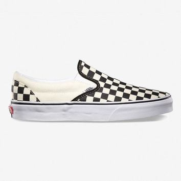 Vans Checkerboard Slip-On Sneaker B-CSXY