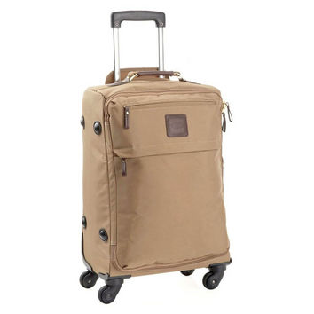 "OKL Exclusive 20"" Carry-On, Caramel/Nut, Trolleys"