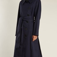Creda double-breasted trench coat | Acne Studios | MATCHESFASHION.COM US