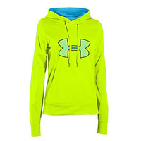 Under Armour Women's Embroidered Big Logo Hoodie | Scheels