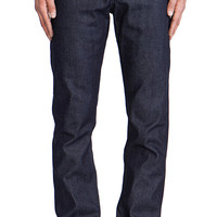 Naked & Famous Denim Weird Guy in Indigo Selvedge
