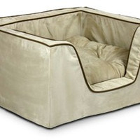Luxury Square Pet Bed – Large