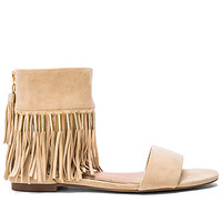 Jessa Sandal in Natural