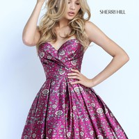 Sherri Hill 50795 Sherri Hill Roxanne's Runway, Green Bay WI, Prom Dresses WI, Homecoming Dresses WI, Pageant Dresses WI