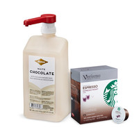 Verismo™ White Mocha Kit