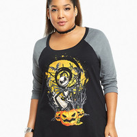 Nightmare Before Christmas Jack Skellington Tee