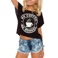 Skye Distressed Shorts
