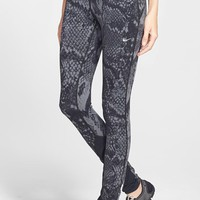 Women's Nike 'Epic Lux' Snakeskin Print Running Tights,