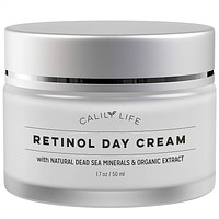 Calily Life Retinol Day Cream with Natural Dead Sea Minerals