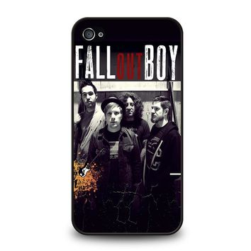 FALL OUT BOY PERSONIL iPhone 4 / 4S Case