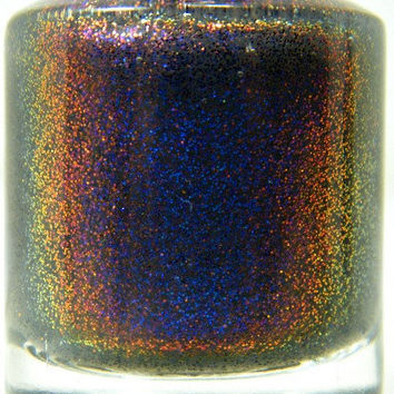 Neptune's Moons Multi Chrome color shift by CocoAllurePolish